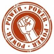 14368999-grunge-rubber-stamp-with-the-fist-and-word-power-written-inside